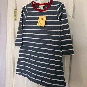NWT girls' boutique tunic dress